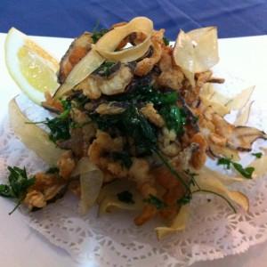El Risco popularizó los Chips de Morena