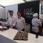 Gastronomía volcánica y Entre Comandas, en la Wine Run