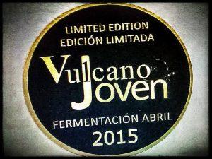 vulcano joven 2015
