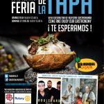 Agenda de la Feria de la Tapa de Puerto del Carmen