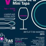 Arranca la V Semana de la Mini Tapa en Tías