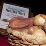 Vino, papas, queso y atún de Lanzarote en Feaga'16