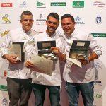 Lanzarote se trae tres premios del Regional Absoluto de Cocineros de Canarias