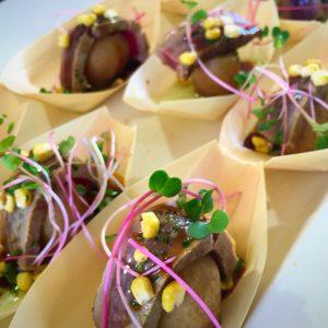 i feria gastronómica y solidaria del atún rojo