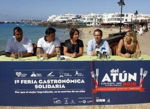 presentación jornada atún rojo solidario