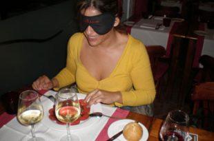 cena a ciegas en lilium