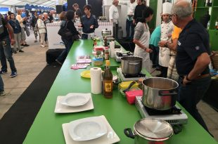 Concurso de cocina popular