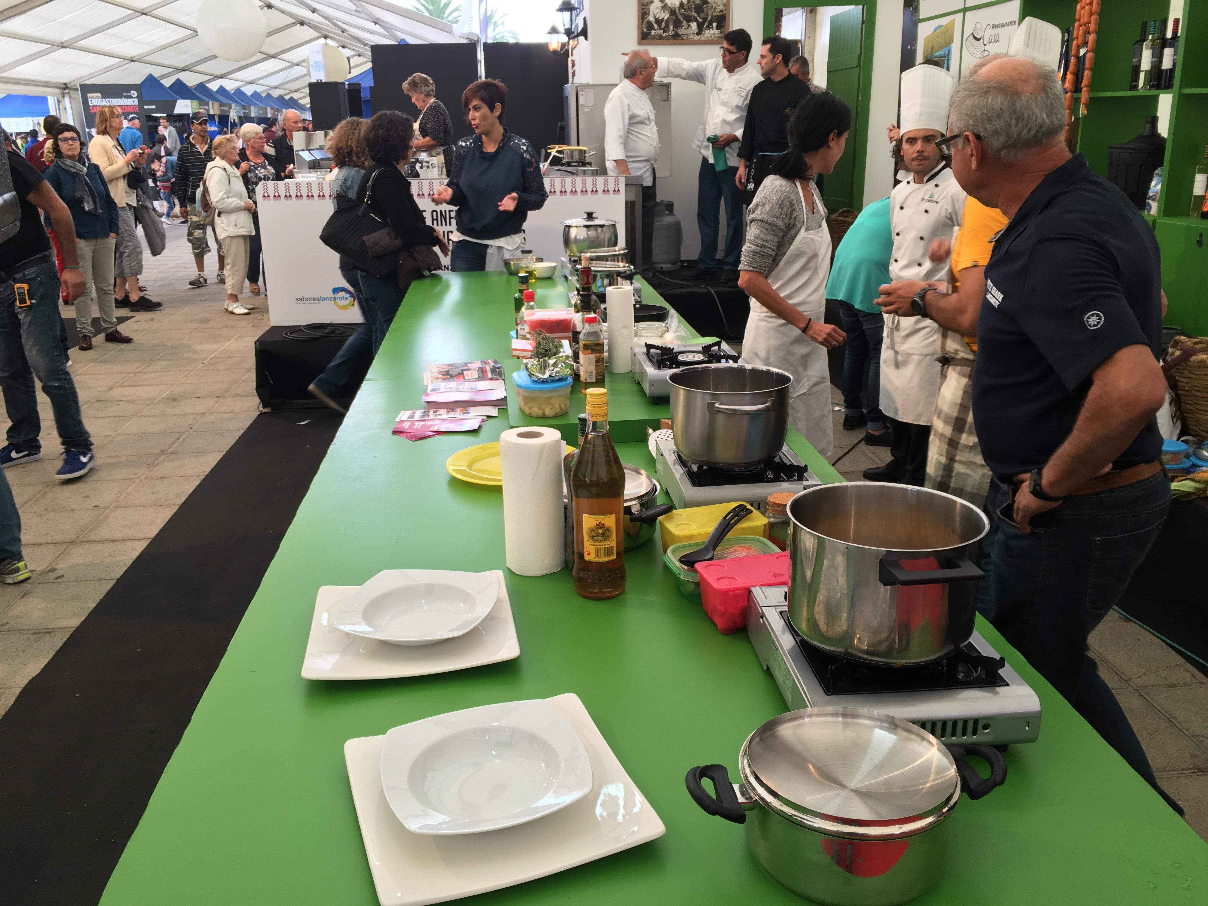 Concurso de cocina popular 39 de la mar al caldero for La cocina popular