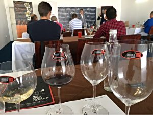 riedel experience