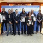 El Cabildo reconoce públicamente a los quesos premiados en los World Cheese Awards 2016