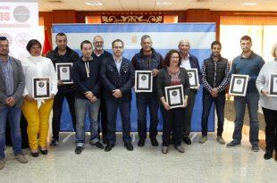 El Cabildo celebra un acto de reconocimiento a las queserías lanzaroteñas premiadas en el concurso 'World Cheese Awards 2016'
