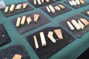 El queso de Lanzarote, gran protagonista de la Feria
