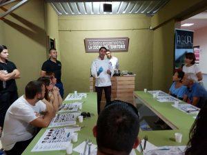 La gastronomía de Lanzarote, en Feaga