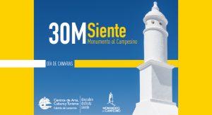 Día de Canarias en el Monumento al Campesino