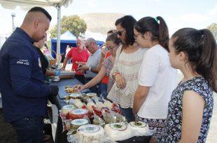 Granja San Roque ganó el Concurso Insular de Quesos