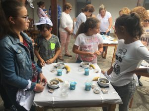 Domingo Gastronómico en las fiestas de San Antonio, en Tías