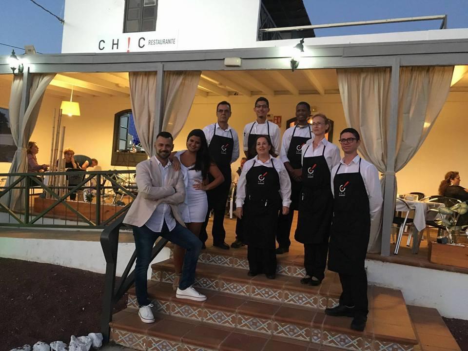 Restaurante Ch!c, en Mácher