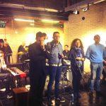 Sonidos Líquidos, calienta motores en Madrid