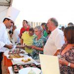 Puerto del Carmen rebosa sabor en su Feria de la Tapa