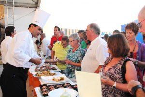 Puerto del Carmen celebró la III Feria de la Tapa
