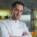 El aspirante a Top Chef, Fran Vicente, en La Tegala de Germán Blanco