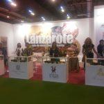 El vino de Lanzarote destaca en el Salón Gourmets