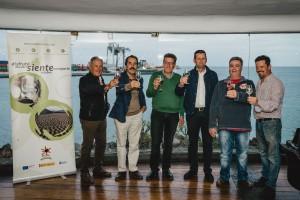Representantes del sector vitivinícola de la isla