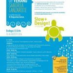 Saborea Lanzarote organiza las I Jornadas de Verano