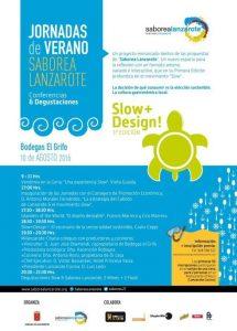 Jornadas de Verano Saborea Lanzarote