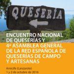 Lanzarote acogerá la asamblea de la Red Española de Queserías de Campo