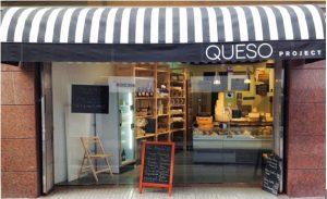 tienda de queso project