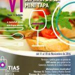 Mañana arranca la VI Semana de la Mini Tapa en Tías