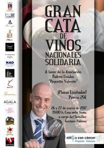 Gustavo Palomo dirigirá la cata solidaria en Tías