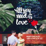 Los Centros Turísticos te invitan a celebrar tu amor
