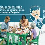 Día del padre: a los padres les gusta que les inviten a comer