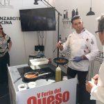 Gastronomía y producto de Lanzarote en 'Feaga 2017'