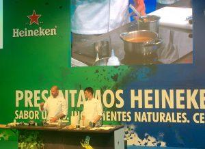 Germán Blanco y Dailos Perdomo en la ponencia inaugural de GastroCanarias 2017