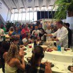 Luis León y Orlando Ortega entraron en escena en el segundo día de GastroCanarias 2017
