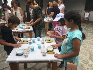 Domingo Gastronómico en las Fiestas de San Antonio, en Tïas
