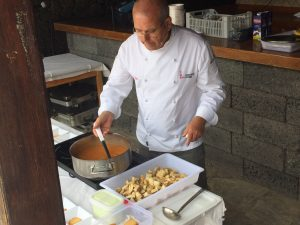 Un taller de cocina tradicional con Luis León