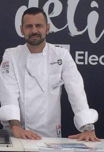 El chef Manu Liria impartirá talleres en las fiestas de Masdache