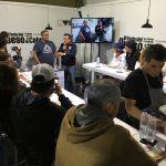 Joao Faraco en pleno taller con Quesería TInache