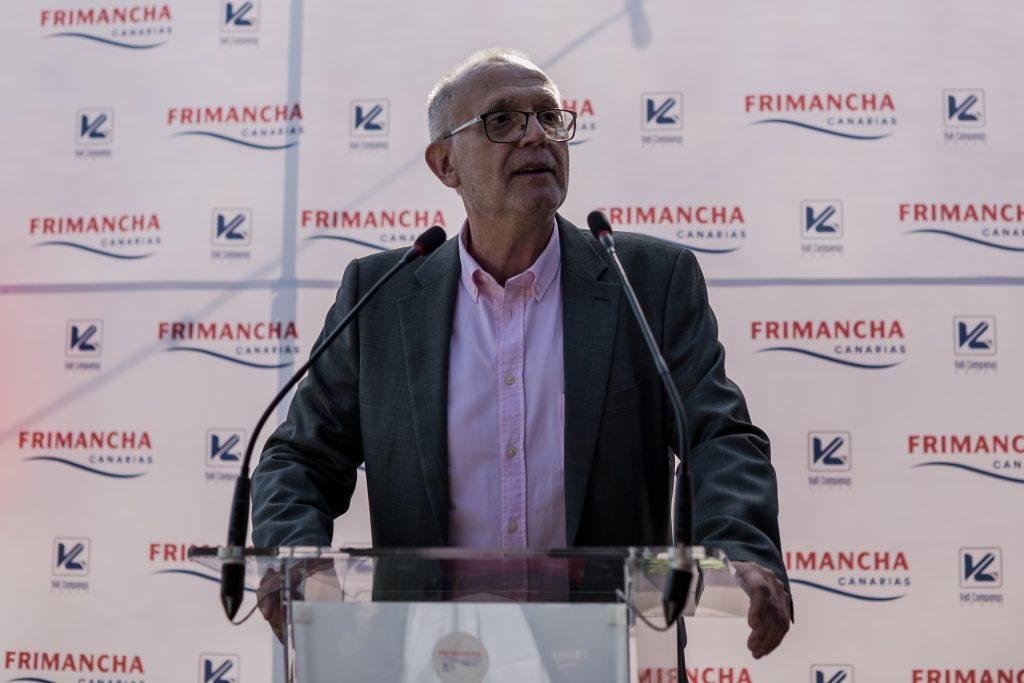 Fernando González, Consejero Delegado de Frimancha Canarias