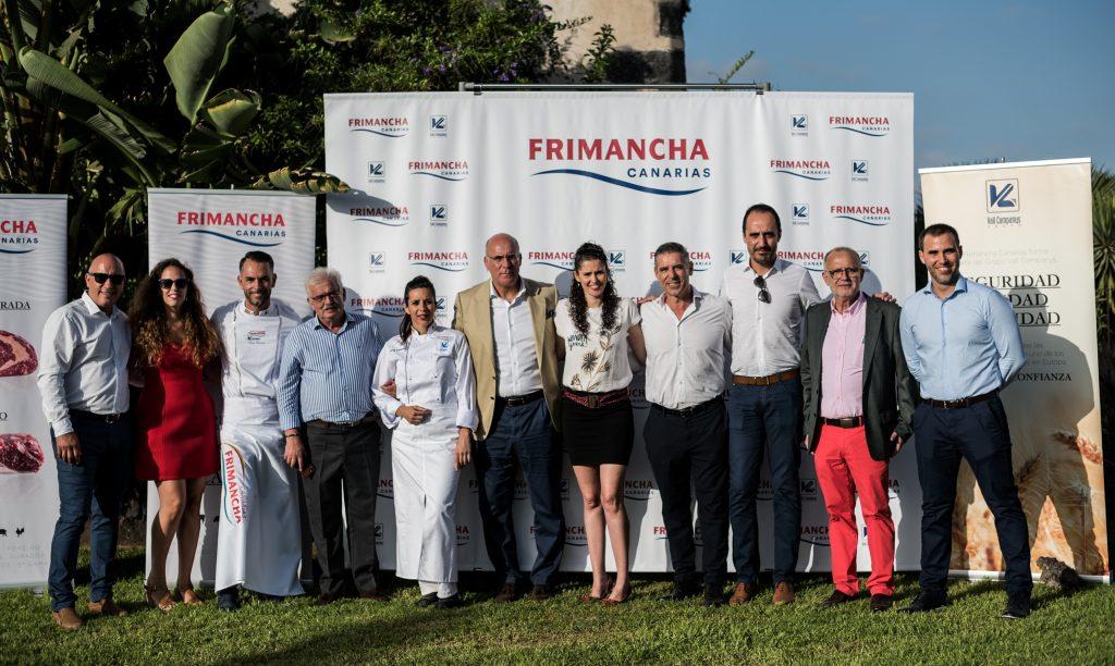Equipo de Frimancha Canarias