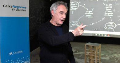 Saborea Lanzarote y La Caixa organizan un encuentro con Ferràn Adrià