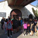 Los vinos de Lanzarote, protagonistas en Creta de la mano del IES Teguise