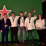 El Risco celebra, Lanzarote y Canarias aplauden