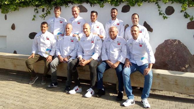 Chefs de Lanzarote