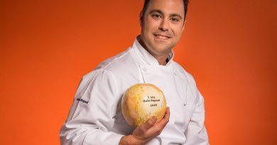 Gonzalo Calzadilla, chef del Isla de Lobos