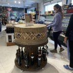 El queso curado más grande del mundo, con más de 200 kg, ya está en Roper